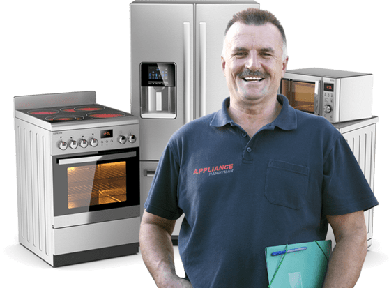 Appliance Technician and Appliances
