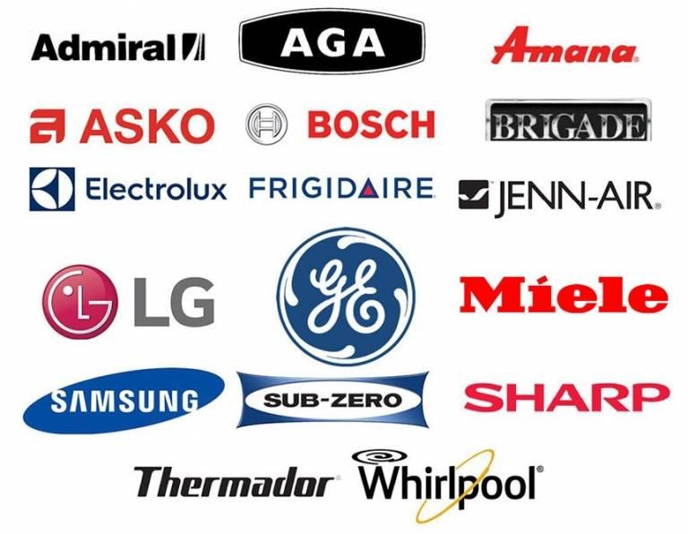 Brands we service