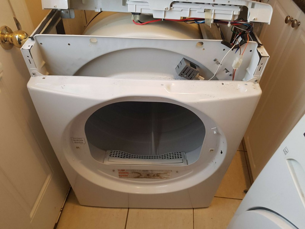 Dryer Door Repair