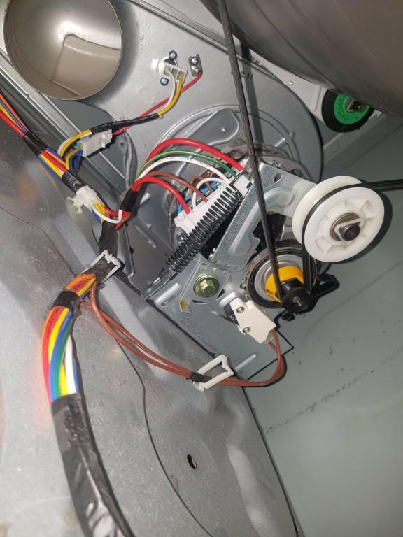 Dryer Repair Motor