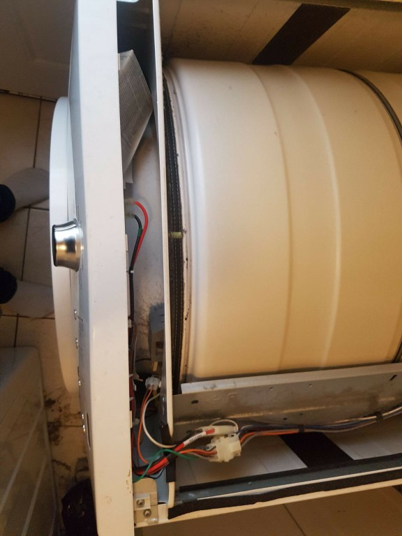 Dryer Drum Repair