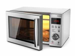 Microwave stove repair