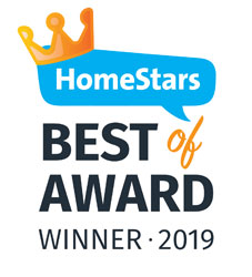 Best of Homestars Logo