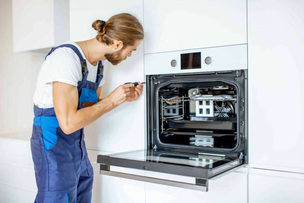 build in oven repair Bradford