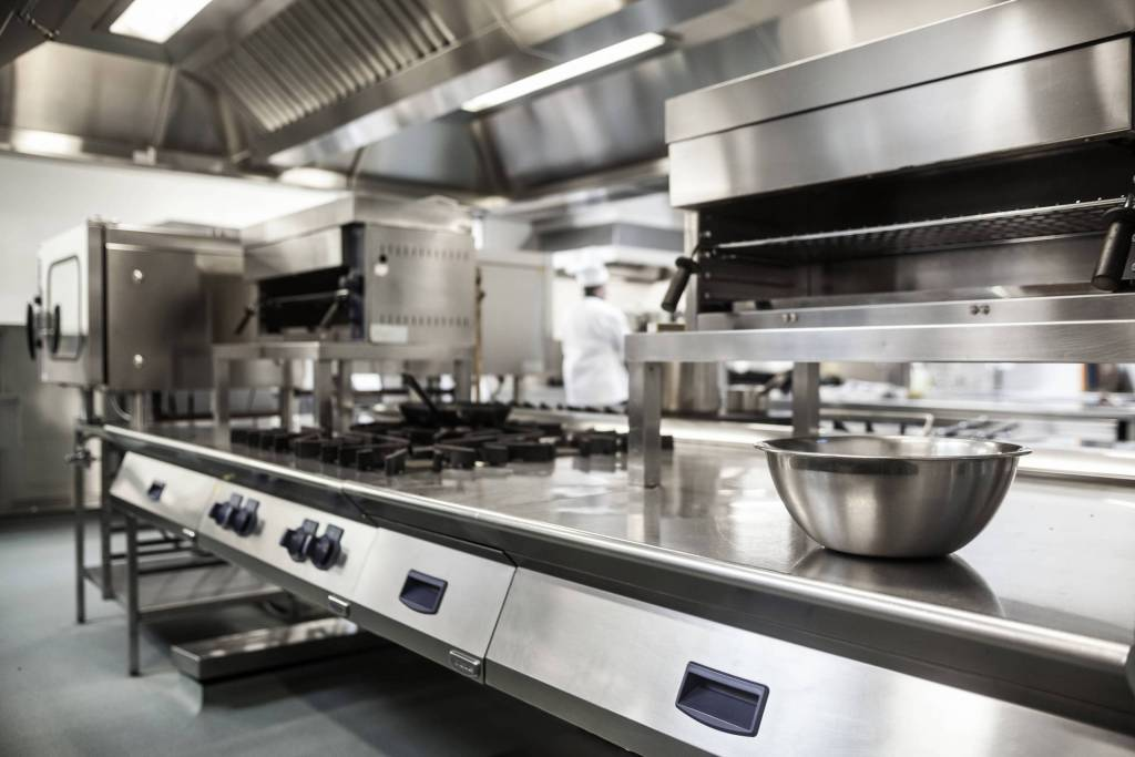 restaurant kitchen - gas stove repair toronto