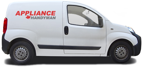 Appliance Handyman truck