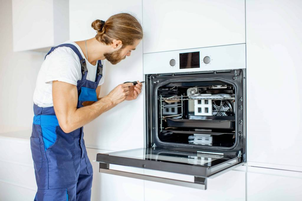 Build in Oven Installation by Appliance Handyman Newmarket