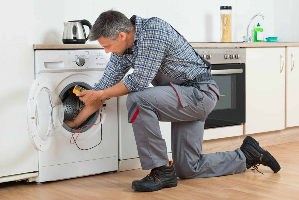 Washer Repair Services Concord