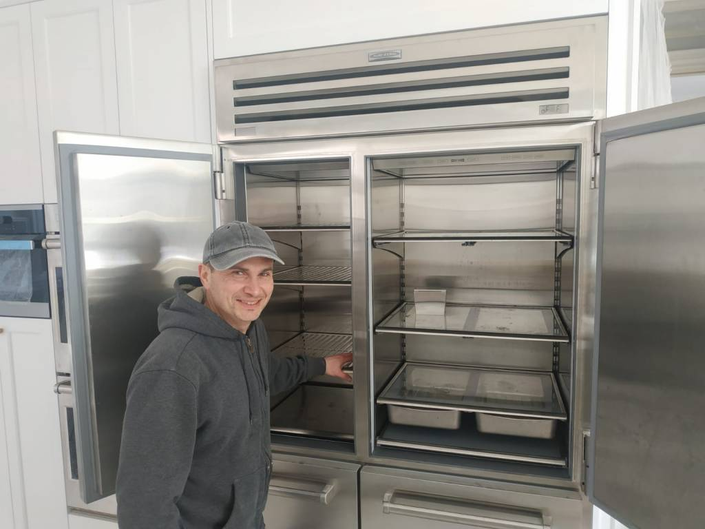 Appliance Handyman Commercial Fridge Repair Services Barrie