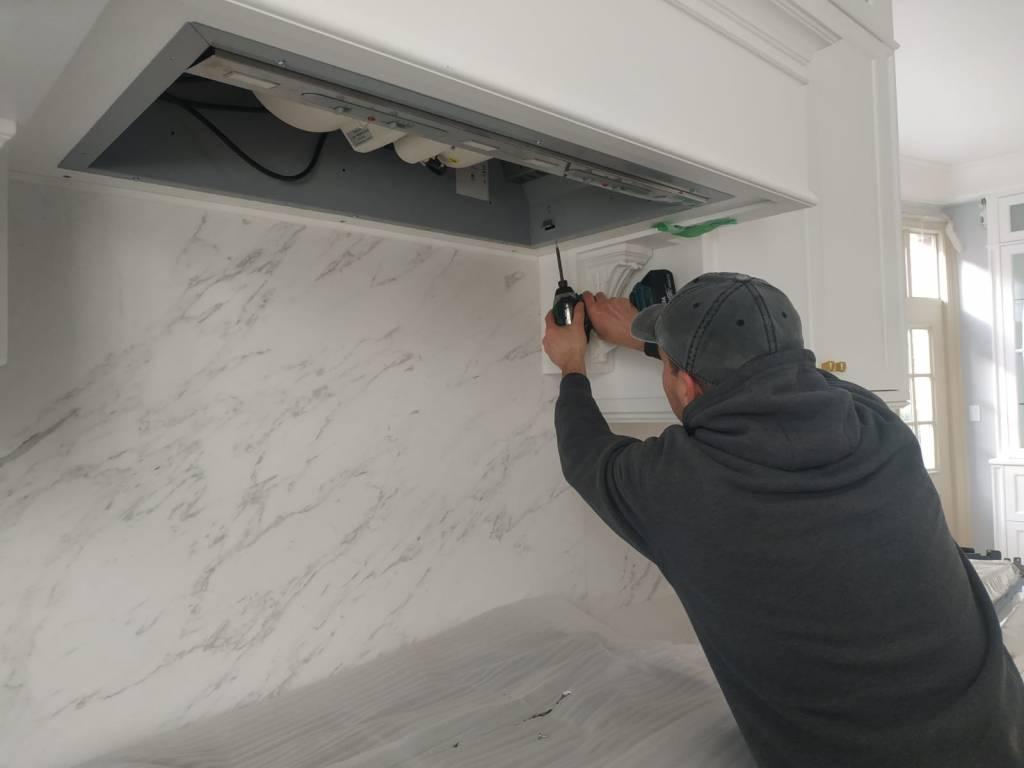 Range Hood Repair - Appliance Repair Scarborough
